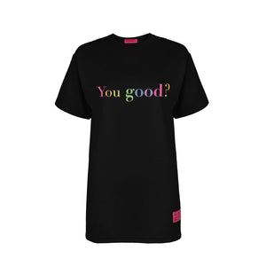 BLACK RAINBOW GOOD TS