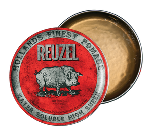 REUZEL - Water Soluble High Sheeen Pomade 113 g
