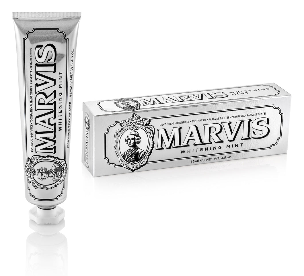 Marvis Whitening Toothpaste 85g