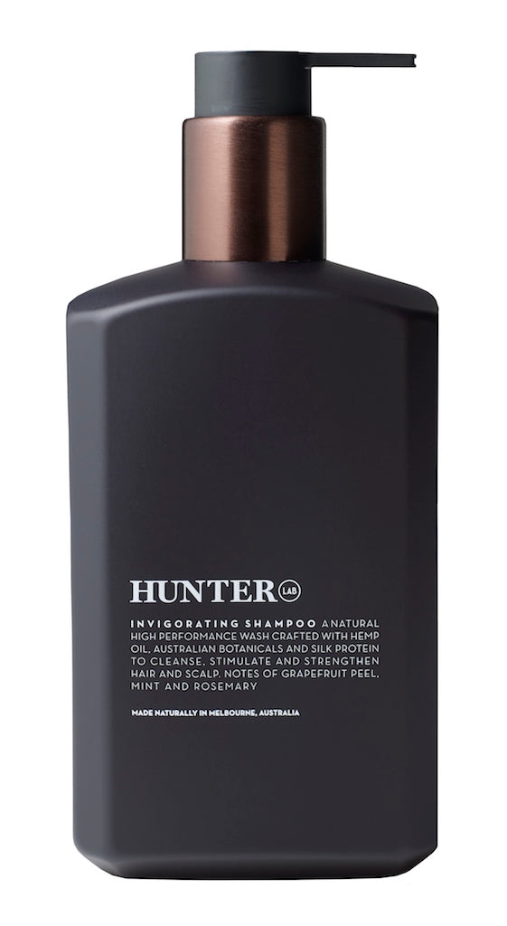 HUNTER LAB Invigorating Shampoo 550ml