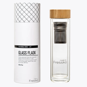 Fressko - Glass Flask