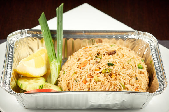 Fried Rice with Vegetables 300gr