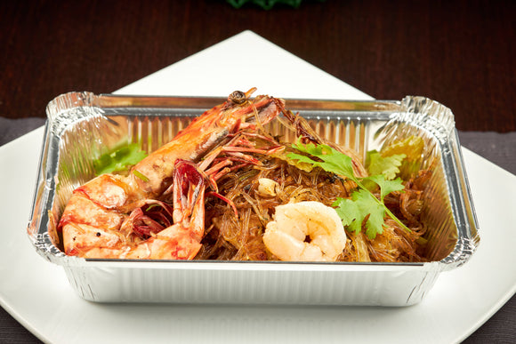 Baked Marinated Prawn with Glassnoodle 350gr