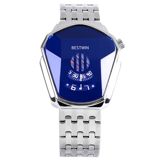 BESTWIN™️ Diamond Style Quartz Watch for Men