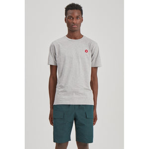 Ace T-Shirt Grey melange