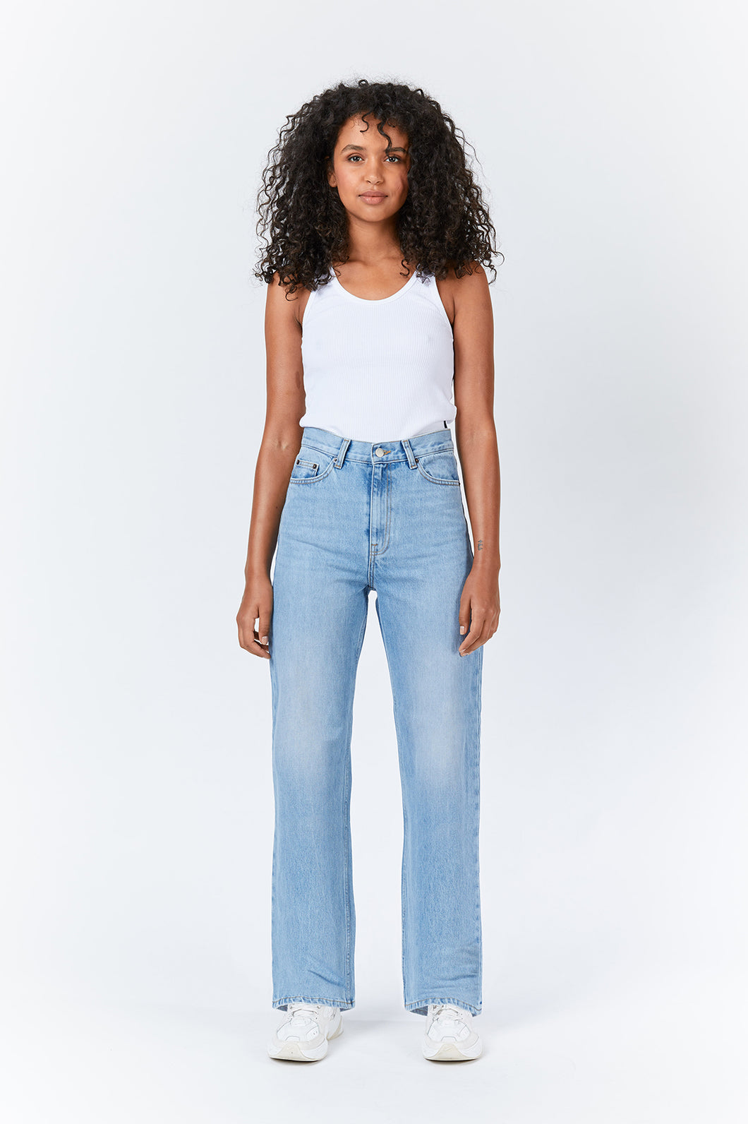 Echo Jeans Length 32 - Destiny blue