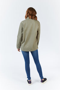 Karena Jacket - Light emerald