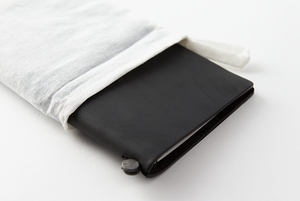 Traveler's Notebook Leather Black