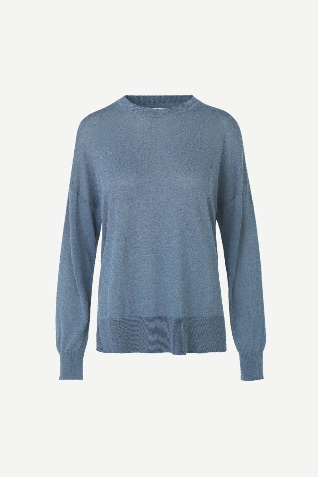 Dida crew neck 5812 blue mirage