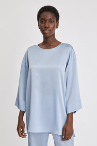 Lydia Top ice blue