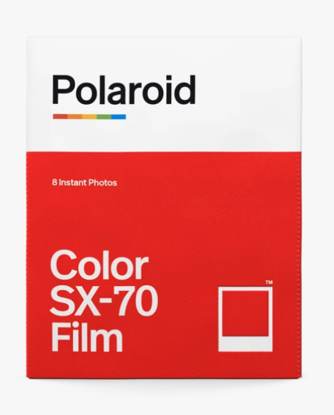 Polaroid SX-70 Film Color