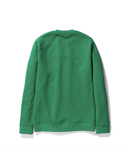 Vagn Classic Crew sporting green