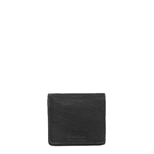 The Alex Fold-Over Wallet black
