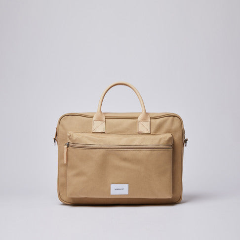 EMIL Beige with Natural Leather