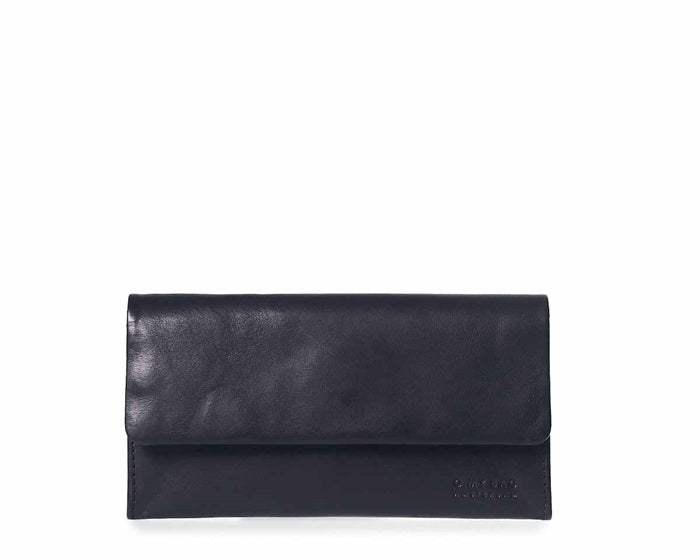 Pau's Pouch Black Stromboli Leather