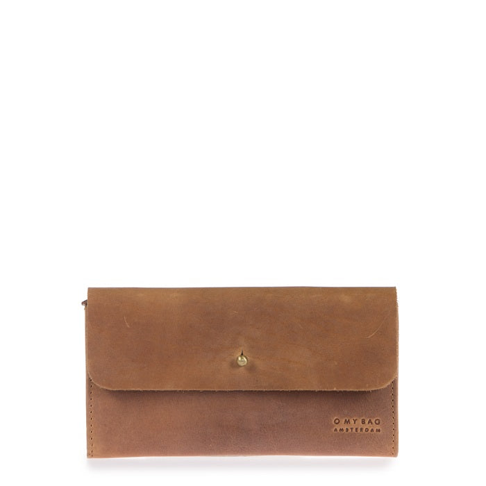 Pixies Pouch Camel Hunter Leather