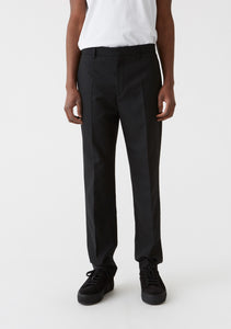Shot Trousers Black Suit