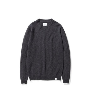 Sigfred Lambswool Charcoal melange