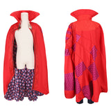 Stephen Strange Costume Red Cloak Only Movie Doctor Strange Cosplay for Halloween Carnival Convention