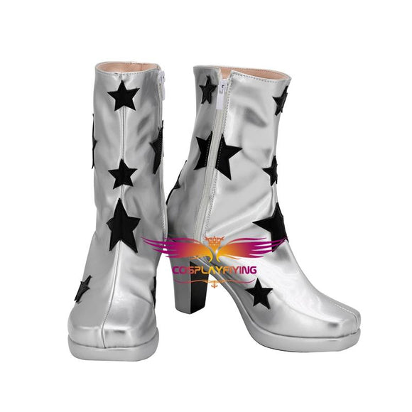 Elton John Shoes Boots Movie Rocketman Cosplay for Adult Halloween Carnival Convention