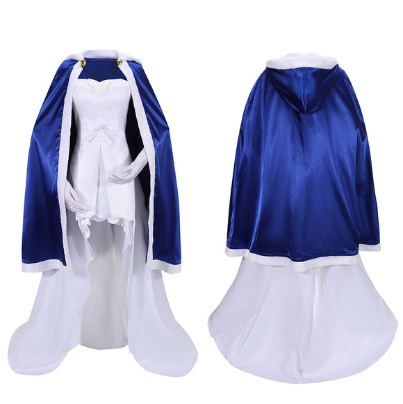 Altria Pendragon Saber Costume Game FGO Fate/Grand Order Under the Same Sky Cosplay for Halloween Carnival Convention