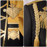 Claude von Regan Costume Anime Fire Emblem: Three Houses Cosplay for Halloween Carnival Convention