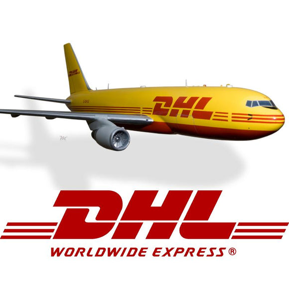 Shipment Upgrade to DHL Delivery Service