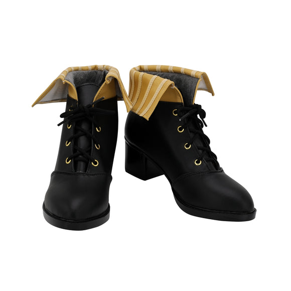 Desert Eagle 357 Shoes Boots Game Girls' Frontline Cosplay for Halloween Carnival