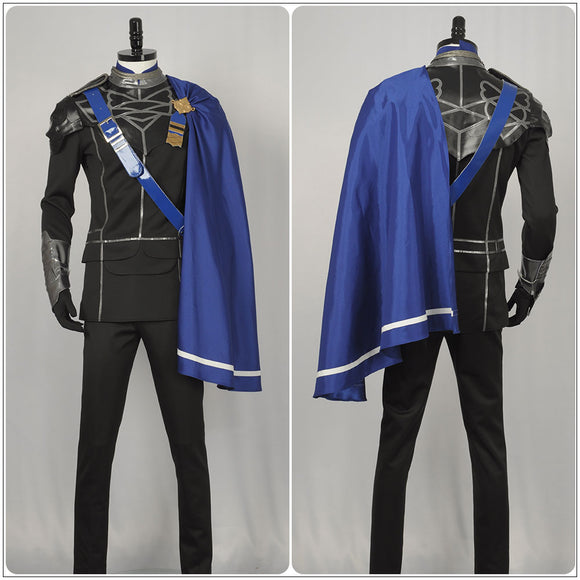 Dimitri Alexandre Blaiddyd Costume Anime Fire Emblem: Three Houses Cosplay for Halloween Carnival Convention