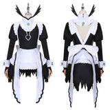 Felicia Costume Maid Dress Anime Fire Emblem Cosplay for Halloween Carnival Convention