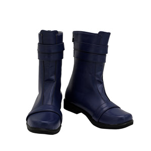 Fujimaru Ritsuka Shoes Boots Game FGO Fate Grand Order Cosplay for Halloween Carnival
