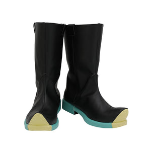 Galo Thymos Shoes Boots Anime Movie Promare Cosplay for Halloween Carnival Convention