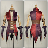 Harley Quinn Costume Game Injustice:God Among Us Cosplay for Halloween Carnival Convention