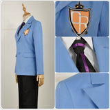 Haruhi Kyoya Hikaru Takashi School Costume Anime Ouran High School Host Club Cosplay for Halloween Carnival Convention