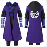 Killer Seven Han Fu Cosplay Costume Adult/Child Size Anime Scissor Seven Cosplay for Halloween Carnival Convention