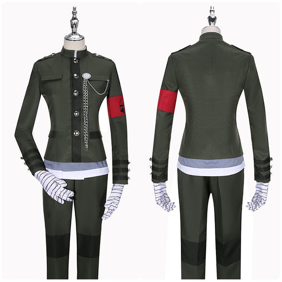 Korekiyo Shinguji Costume Game Danganronpa V3: Killing Harmony Cosplay for Halloween Carnival Convention