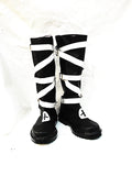 Kulolo lushilufelu Shoes Boots Anime Hunter×Hunter Cosplay for Halloween Carnival Convention