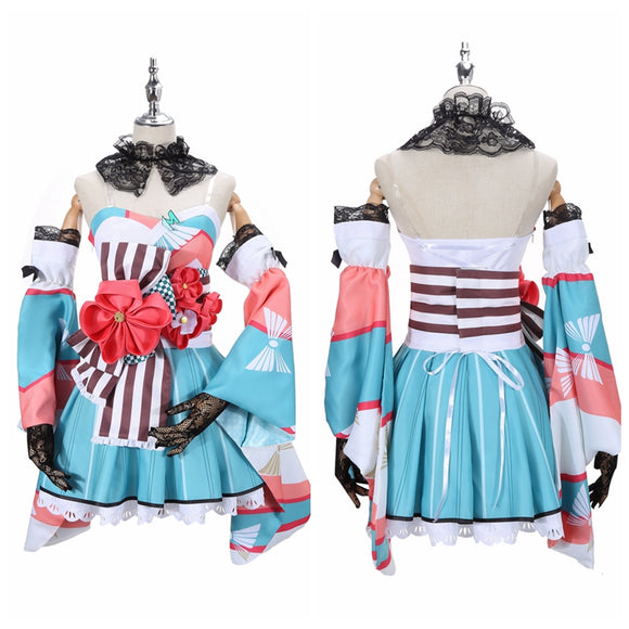 Miku Kinomo Costume Vocaloid 39culture WORLD&FES Cosplay for Halloween Carnival Convention