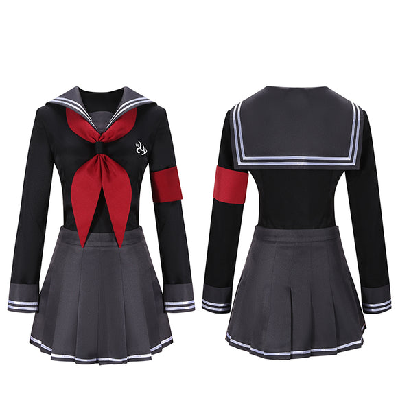 Peko Pekoyama Costume Game Super Danganronpa 2 Cosplay for Halloween Carnival Convention