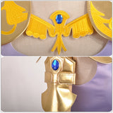 Princess Zelda Costume Anime The Legend of Zelda: Hyrule Warriors Cosplay for Halloween Carnival Convention