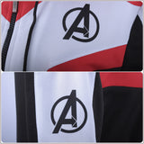 Quantum Battle Suit Costume Hoodie Movie Avengers 4 : Endgame Cosplay for Halloween Carnival Convention
