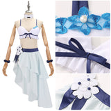 Rem Costume Swimsuit Anime Re:Life in a Different World from Zero Cosplay for Halloween Carnival Convention
