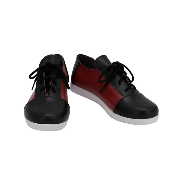 Sakamaki Ayato Shoes Boots Anime Diabolik Lovers Cosplay for Halloween Carnival Convention