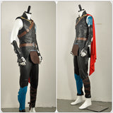 Son of Odin Thor Costume Battleframe Movie Thor 3: Ragnarok Cosplay for Halloween Carnival Convention