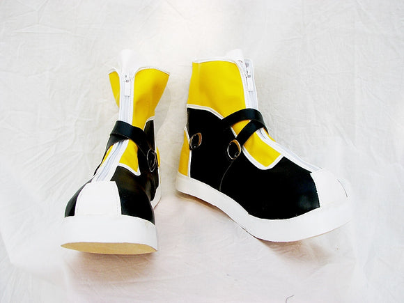 Sora Shoes Boots Game Kingdom Hearts 2 Cosplay for Halloween Carnival Convention