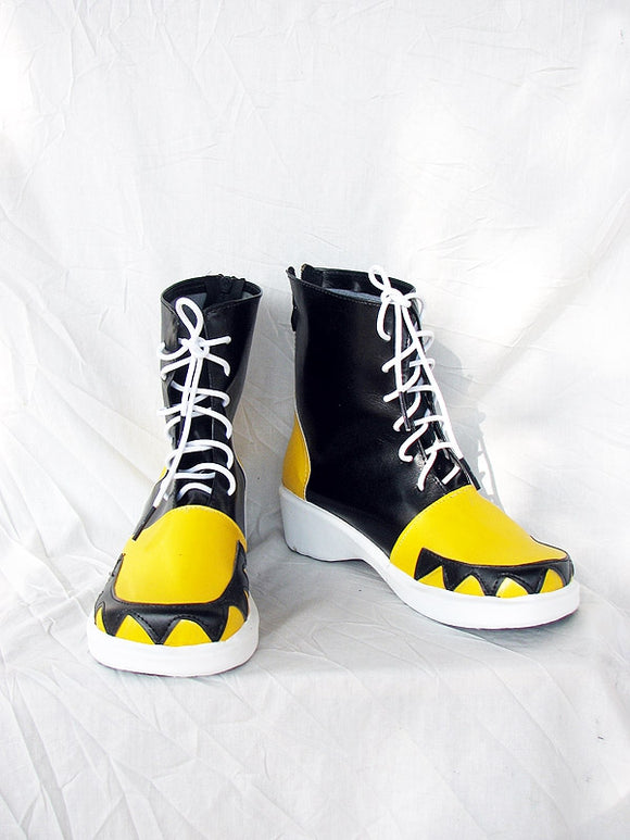 Soul Eater Shoes Boots Anime Soul Eater Cosplay for Halloween Carnival Convention