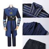 Stephen Strange Costume Without Cloak Movie Doctor Strange Cosplay for Halloween Carnival Convention