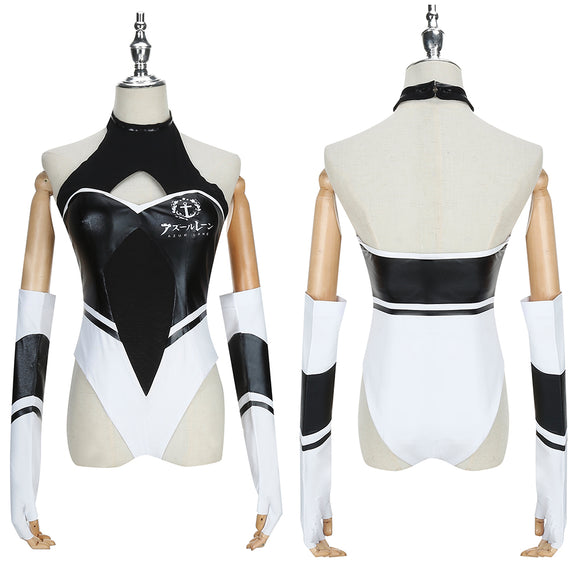 Takao Costume Sexy Bodysuit Game Azur Lane Cosplay for Halloween Carnival Convention