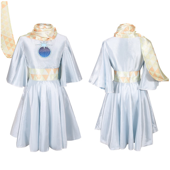 Voyager Le Petit Prince First Stage Costume Game FGO Fate/Grand Order Cosplay for Halloween Carnival Convention