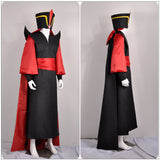 Wizard Villain Jafar Aladdin Costume The Thousand and One Nights Cosplay for Halloween Carnival Convention